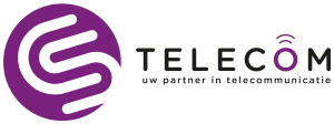 CS Telecom logo website