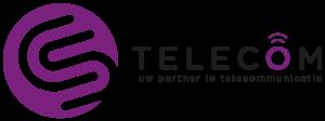 CS Telecom logo website