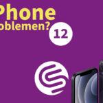 iphone 12 problemen