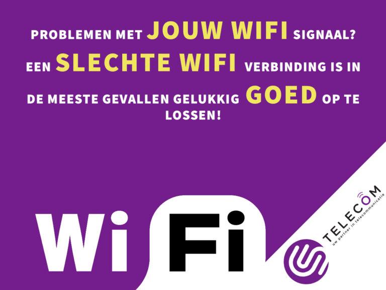 wifi CS Telecom & IT